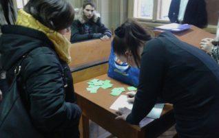 I етап Всеукраїнської Олімпіади на кращі знання з англійської мови