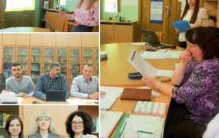 Методичний семінар 'Basic Aspects of Teaching ESP Methodology'