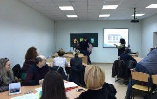 Науково-методичний семінар-практикум «Загальна теорія і методика викладання фахових дисциплін англійською мовою»