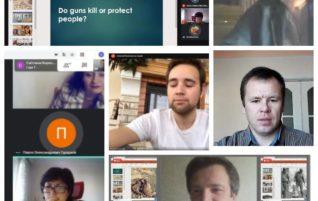 Discussion and Debate Club – платформа для молодих науковців