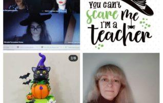 Святкування Halloween (онлайн-вечірка для студентів 1 курсу)
